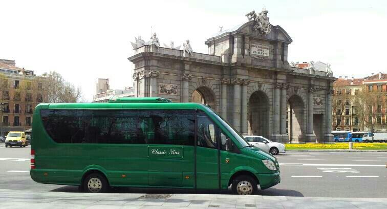 Vehículos Classic Bus
