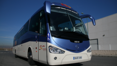 IRB bus Castro Urdiales Bilbao