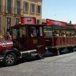 Zocodover Tren turistico Toledo
