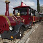 Monta en el Zocodover Tren turistico Toledo