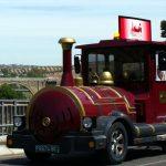 Muevete por Toledo en el Tren turistico
