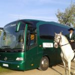 Classic bus caballo