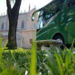 Classic bus iglesia 1