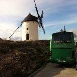 Autobus classic bus la mancha1
