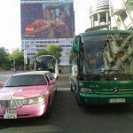 Autobus classic bus madrid