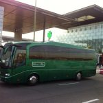 Autobus classic bus madrid campo las naciones