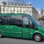 Autobus classic bus neptuno madrid