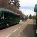 Autobus classic bus parque oeste3