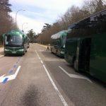 Autobus classic bus parque oeste6