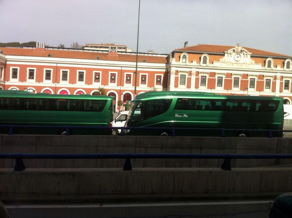 Autobus classic bus principe pio4