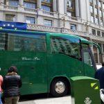 Classic bus centro madrid