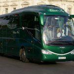 Classic bus dia hispanidad 2015