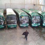 Garaje autobuses classic bus