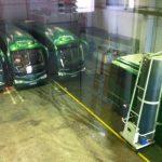 Garaje autobuses classic bus4