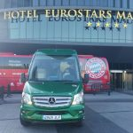 Transfer eurostarts hotel madrid