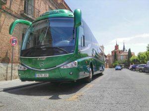 Classic Bus Alcala de Henares