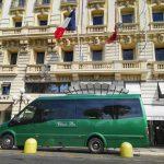 Classic bus Niza