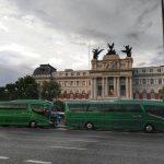 Classic bus Ministerio Agricultura