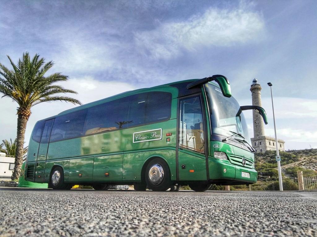 Classic bus costa