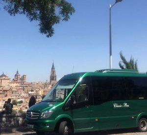 Minibus Classic bus Toledo 2017