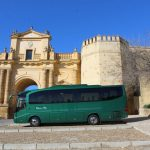 Classic Bus Carmona puerta de Cordoba