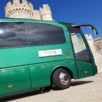Classic Bus Castillo de Peñafiel