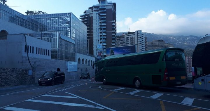 Classic Bus Monaco