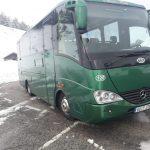 Classic Bus Navacerrada