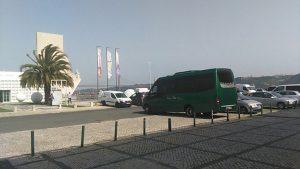 Classic Bus playa dos Descobrimentos Portugal