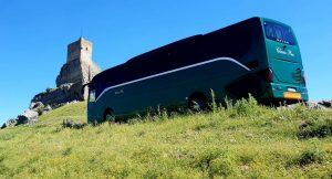 Classic Bus en Atienza