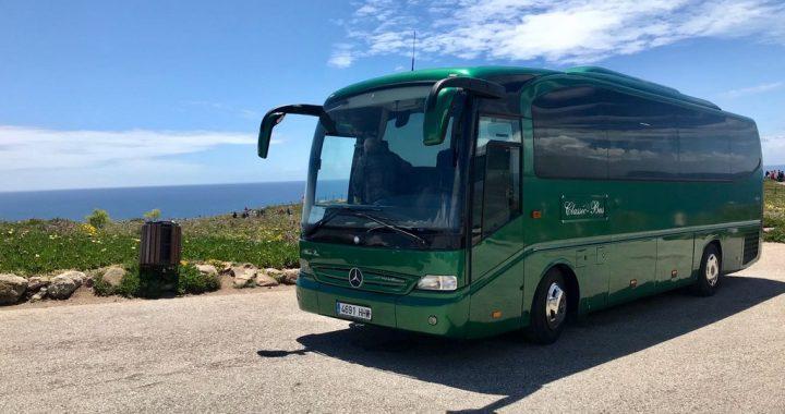 Classic Bus Cabo de roca