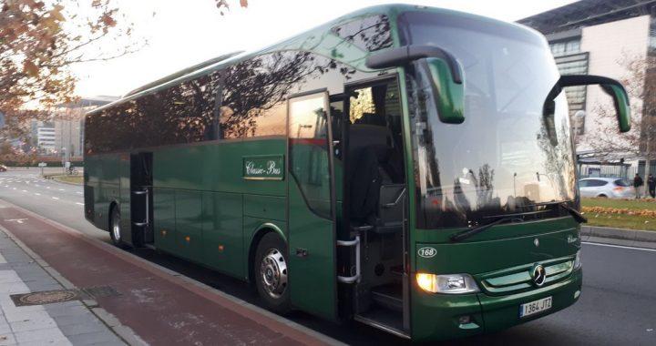 Classic Bus Campo de las Naciones Madrid