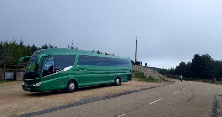 Classic Bus Cruz de Fierro