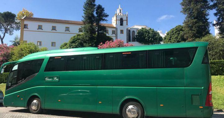 Classic Bus Evora Portugal