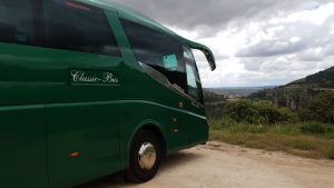 Classic Bus Mirando a Cuenca