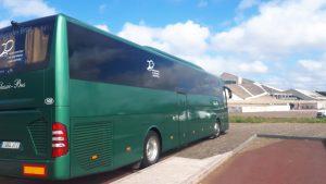 Classic Bus Ciudad Artes Ciencias Santiago Compostela