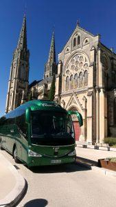 Classic Bus Nimes Francia