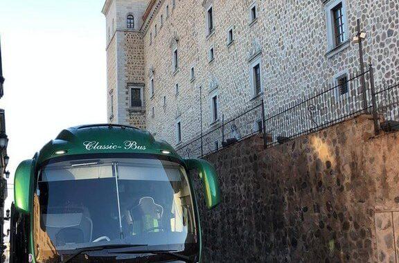 Classic Bus Alcazar Toledo