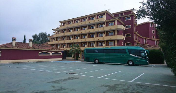 Classic Bus Hotel Andalucia