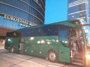 Classic Bus Madrid Hotel Eurostars