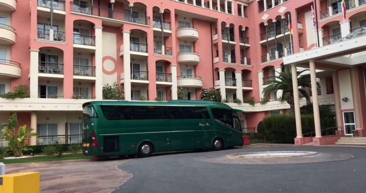 Viaje con Classic Bus al hotel Mutxamel en Alicante