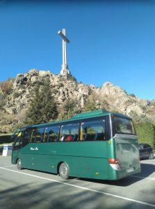 Minibus Valle de los Caidos
