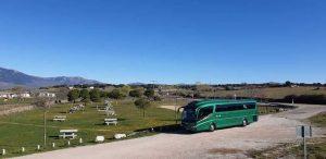 Classic Bus Alrededores De Muxia Galicia