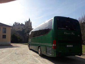 Classis Bus Alcazar Segovia