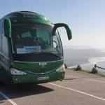 Classis Bus monte Sta Tecla Galicia