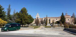 Classic Bus Convento De La Encarnacion Avila
