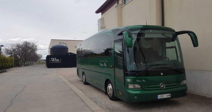 Classic Bus Bodega Emina Valladolid