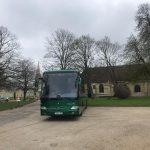 Classic Bus Castillo De Caen Francia