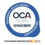 ISO 18001 ENAC