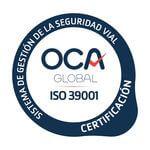 gestión de la seguridad vial con calidad ISO 39001